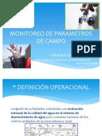 Monitoreo de Parametros de Campo