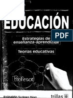 La Educacion Estrategias Ensenanza Aprendizaje Reynaldo Suarez