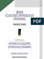 Cap.6 Sistema de EDOs
