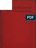 HISTORY OF THE COMMUNIST PARTY  OF THE SOVIET UNION  (Bolsheviks) 1939