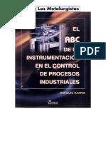 El ABC de La Instrumentación en El Control de Procesos - Harper