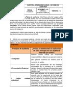 Informe de Auditoria Lina Marcela Puentes Garcia