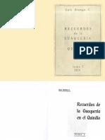 Recuerdos de la Guaqueria en el Quindio Tomo I.pdf