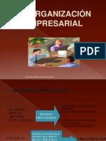 1.- organizacion empresarial