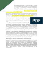 Contaminacion de Aguas Subterraneas Español