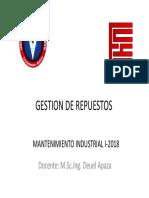 006_gestion de Repuestos