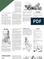 Mitologia  griega (analisis de lectura con taller)