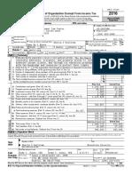 NWCLC 2016 IRS Form 990 Public Copy