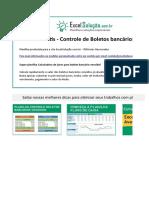 Planilha Boletos Vencidos Excel v1