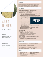 Scribd HINES Resume (1)