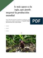 FAO pide más apoyo a la agroecología.docx