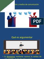 Argumentación y medios de comunicación.ppt