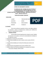 CREACION DE LOS SERVICIOS DEL SISTEMA DE AGUA POTABLE Y TRATAMIENTO DE EXCRETAS EN EL CENTRO POBLADO DE 12 DE OCTUBRE 1.docx