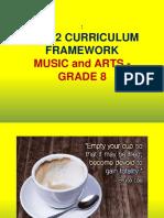 2 Curriculum Framework Music