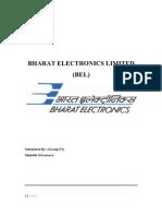 Bharat Electronics Limited_document