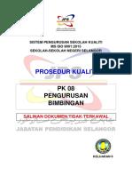 PK08 Pengurusan Bimbingan