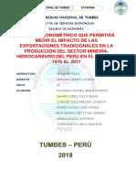 TRaBaJO PRINCIPaL DE ECONOMETRIa.docx