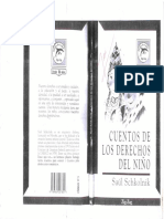 Cuentos de Los Derechos Del Nino Saul Schkolnik