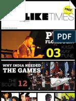 The ILIKE Times