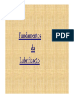 Fundamentos Da Lubrificação