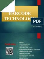 Barcode Ppt