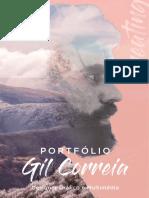 Portefólio Gil Correia I Designer Gráfico e Multimédia - Versão 2019