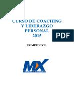 Programa Coaching 2014 (N1)