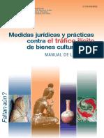 unesco - medidas jurídicas y prácticas contra el tráfico ilícito de bienes culturales.pdf