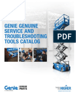 Genie Genuine Service Tools Catalog
