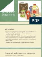 Toxicidad de Los Pesticidas