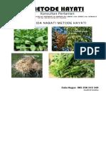 Insektisida Nabati - Metode Hayati