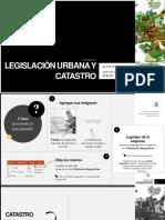 LEGISLACION Y CATASTRO.pptx