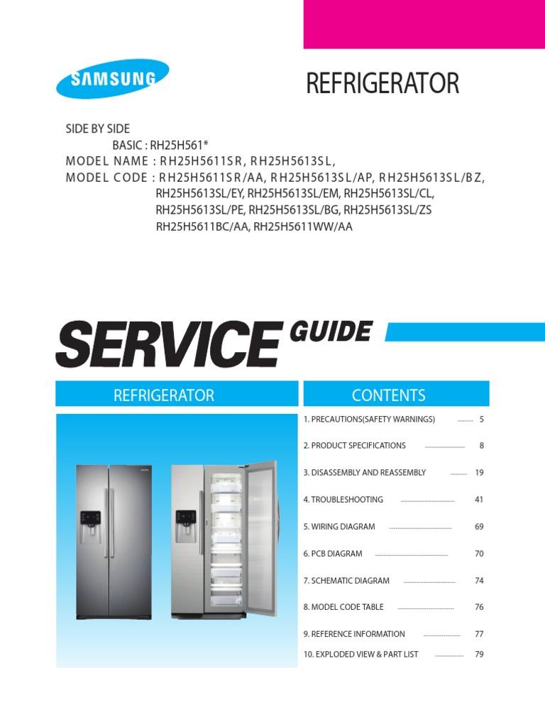 Samsung DA97-11888A Assy Cover-Ice Maker