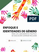 Lineamientos Educacion Superior Genero e identidades.pdf