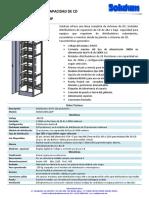 Distribuidor de alta capacidad DC