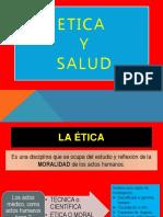 6.- ética y salud