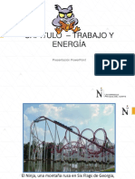 5.1 Trabajo y Energia