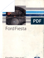 Ford Fiesta MK3 Manual
