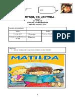 Matilda 2018