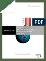 Sistema de Automatizacion para la Administración de tutorias.docx