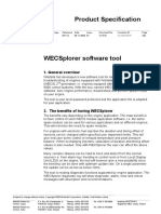 Wecsplorer Software Tool