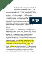 Foucault PODER DISPOSITIVO  GUBERNAMENTALIDAD.docx