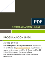 PROGRAMACION LINEAL1