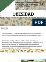 Obesidad infantil en Mexico