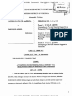 INDICTMENT DOCUMENT