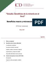 Mineria Competitividad y Desarrollo Comp. Region Ccd