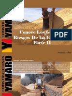 Armando Iachini - Conoce Los Grandes Riesgos de La Excavación, Parte II