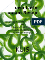 Bahasa Latin dalam Resep.pptx