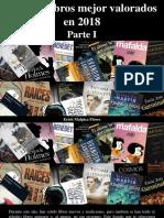Erick Malpica Flores - Los 100 Libros Mejor Valorados en 2018, Parte I