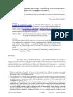 Artigo - Teoria Do Ordenamento Jurídico